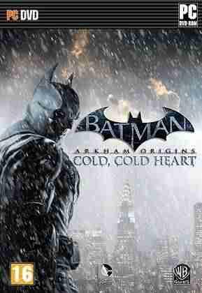 Descargar Batman Arkham Origins Cold Cold Heart [MULTI9][Repack BlackBox] por Torrent
